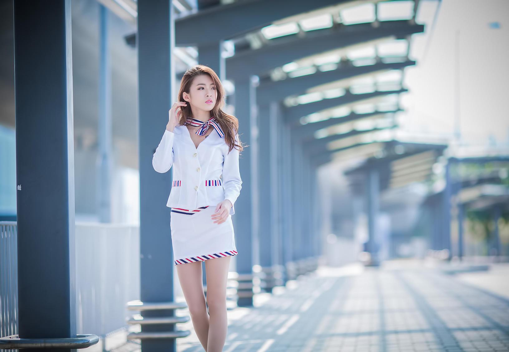 空姐制服美女147艺术人体美女诱惑写真